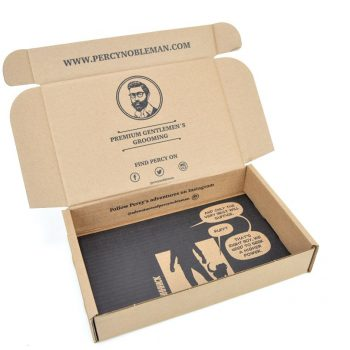Do you consider your packaging as part of your product?